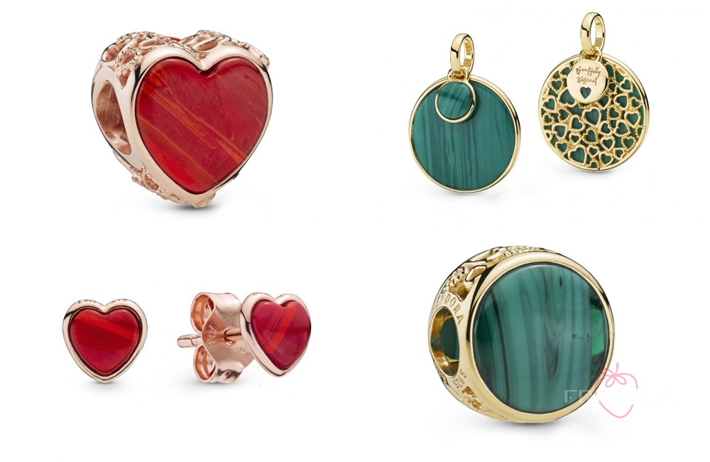 Pandora Beautifully Different Collection